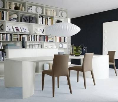 What Size George Nelson Saucer Pendant Lamp For Dining Room? Pertaining To Nelson Pendant Lights (View 6 of 15)