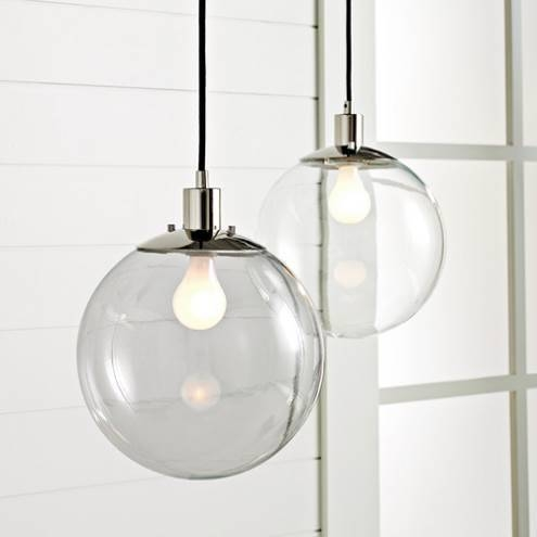 White Glass Pendant Lights | Nucleus Home Inside Glass Pendant Lights Shades Uk (#15 of 15)