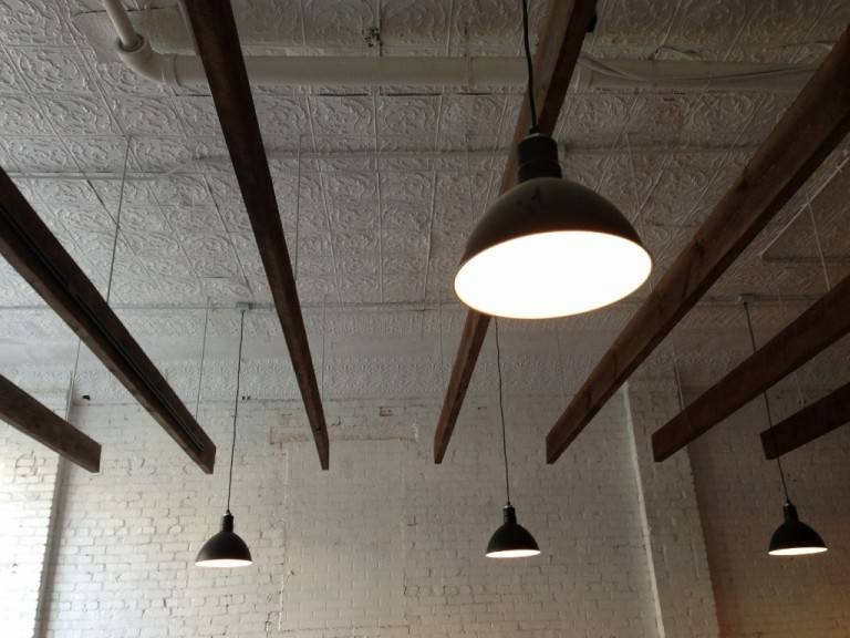 Why Led Hanging Lights Make Your Shop Lighting Better With Regard To Commercial Pendant Lights (View 3 of 15)
