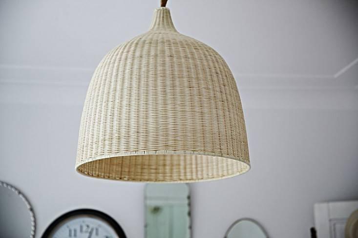 Wicker Pendant Light – Jeffreypeak Regarding Rattan Pendant Lighting (#15 of 15)