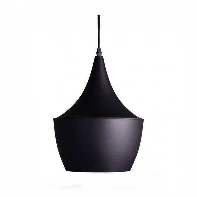 Winsoon Vintage Pendant Light Oil Rubbed Painted Finish Black With Inside Black And Gold Pendant Lights (#15 of 15)