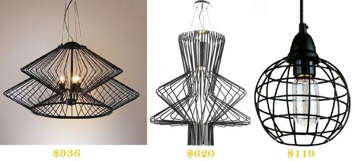 Wire Pendant Light – Hbwonong Pertaining To Corded Pendant Lights (#14 of 15)