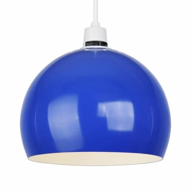 Wonderful Blue Pendant Light Fixtures Globe Ideas Images – Pendant Pertaining To Blue Pendant Light Fixtures (#14 of 15)
