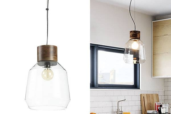 Wood Meets Geometric Style In 1 Of Today's Prime Trends | Best Of For Cb2  Pendant - 15 Ideas Of Cb2 Pendant Lights