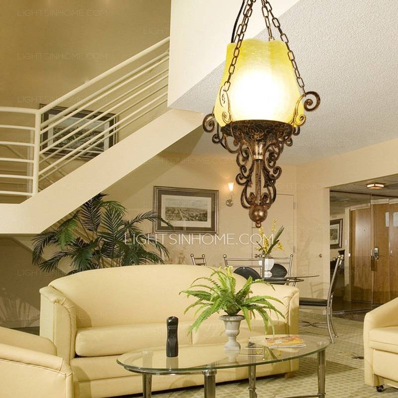 Wrought Iron Mini Pendant Lights Ideas | Myarchipress With Regard To Wrought Iron Mini Pendant Lights (#14 of 15)