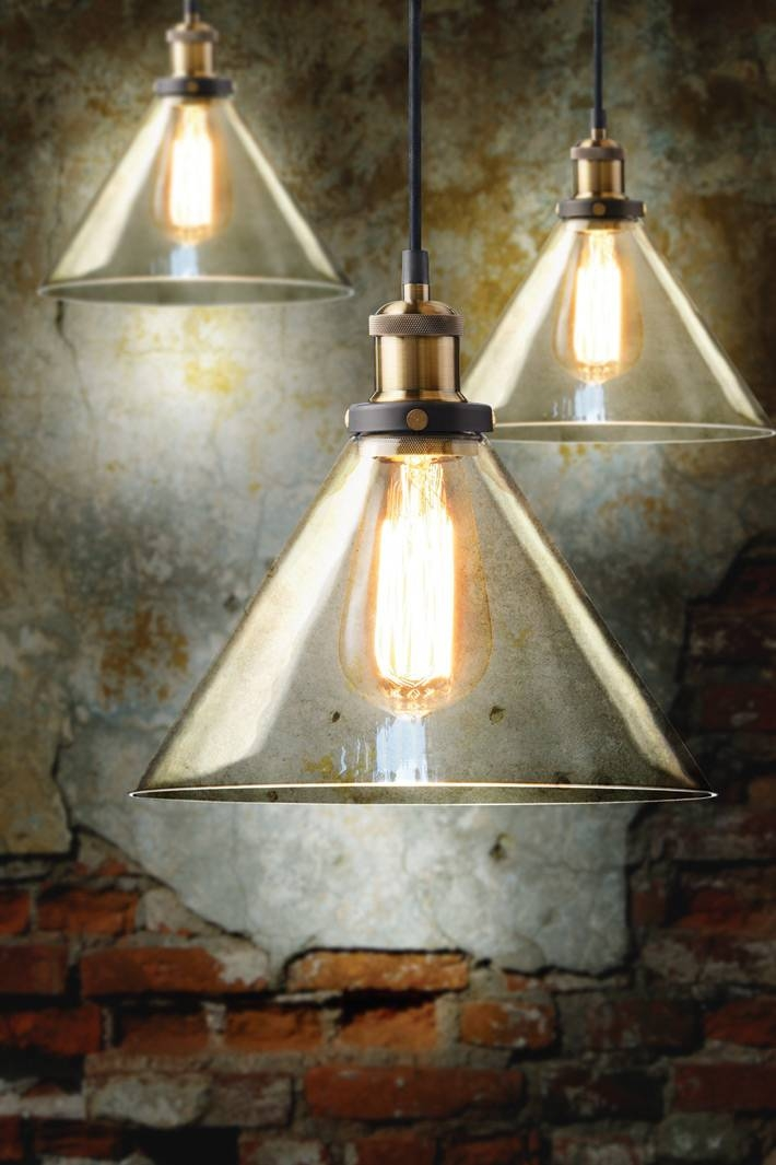 Yourhome – Decorating Ideas – Add Drama With Vintage Style Pendant With Extra Long Pendant Lights (#15 of 15)