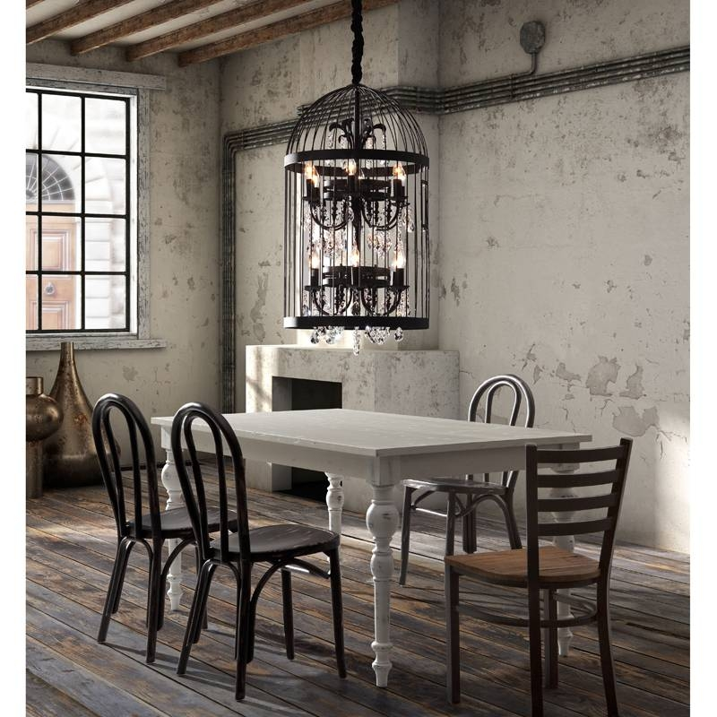 15 Collection Of Birdcage Lights Fixtures