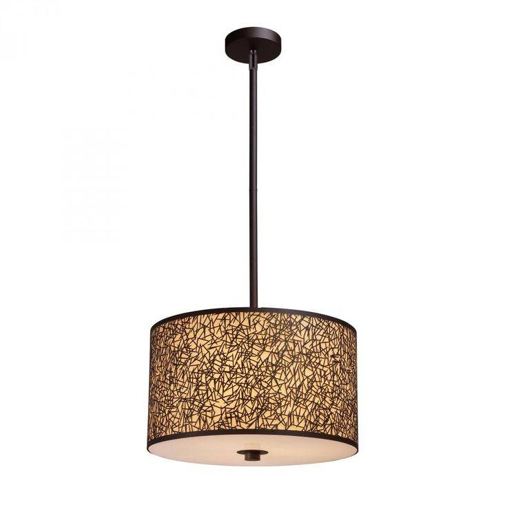 Inspiration about 10 Best Pendants: Drum Shades Images On Pinterest | Drum Pendant Inside Most Recent 5 Inch Pendant Lights (#15 of 15)