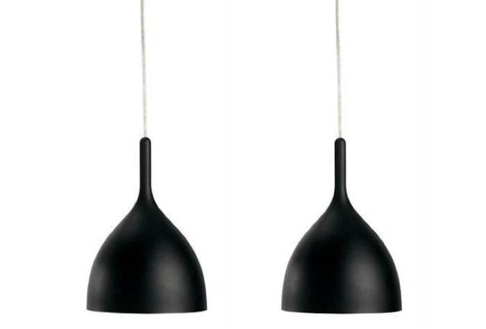 Inspiration about 10 Easy Pieces: Black Pendant Lights – Remodelista For Best And Newest Black Pendant Lights (#9 of 15)