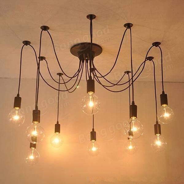 Popular Photo of Spider Pendant Lights