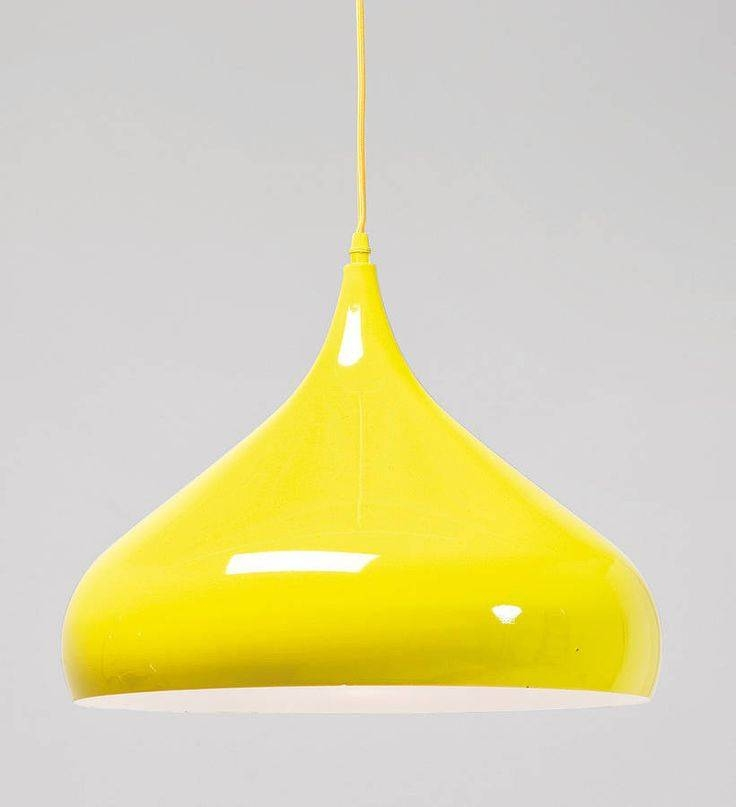 Inspiration about 108 Best Pendant Lighting & Others Images On Pinterest | Live Inside Most Recently Released Yellow Pendant Lighting (#13 of 15)