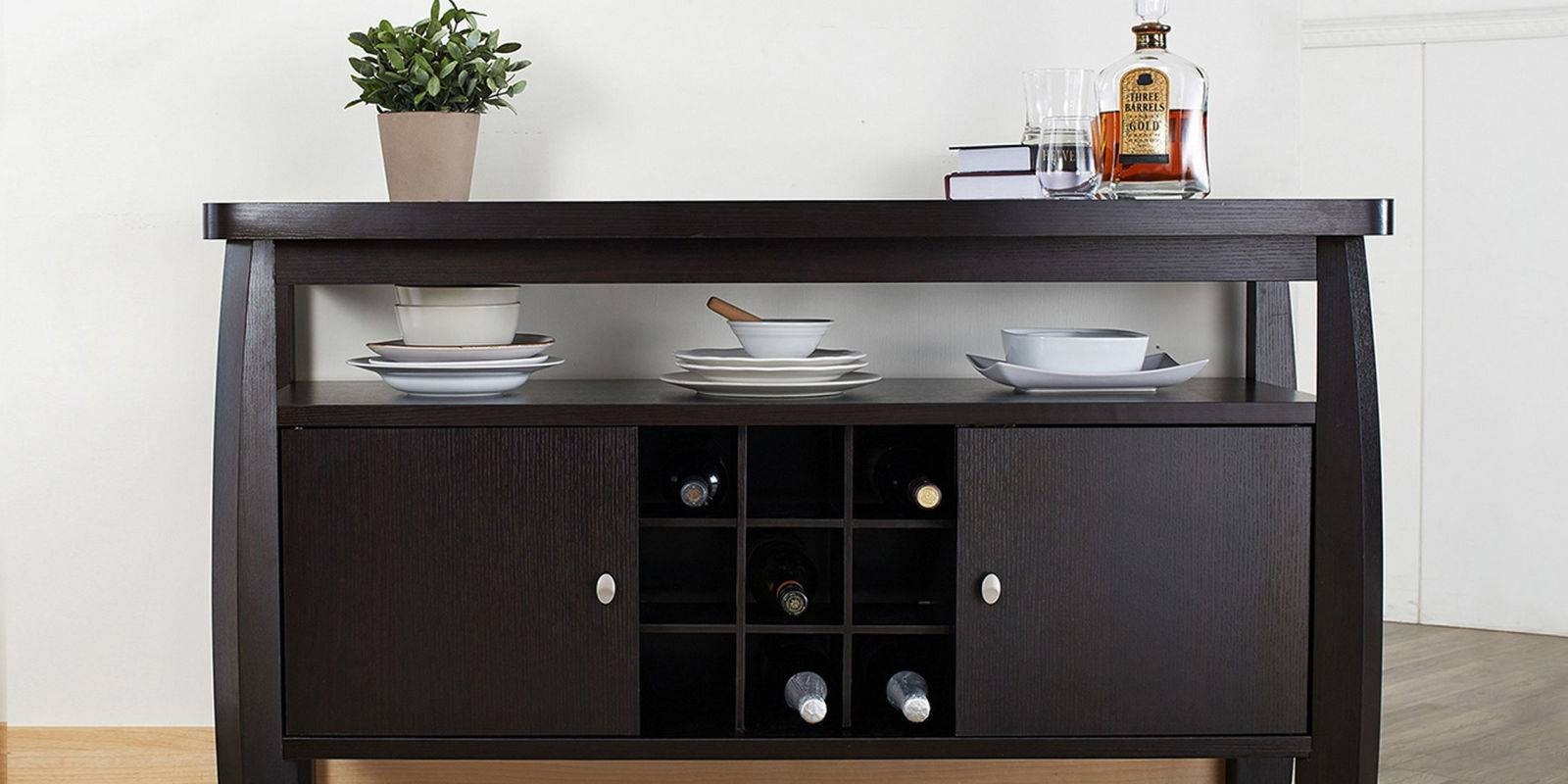 Popular Photo of Dining Room Sideboards And Buffet Tables