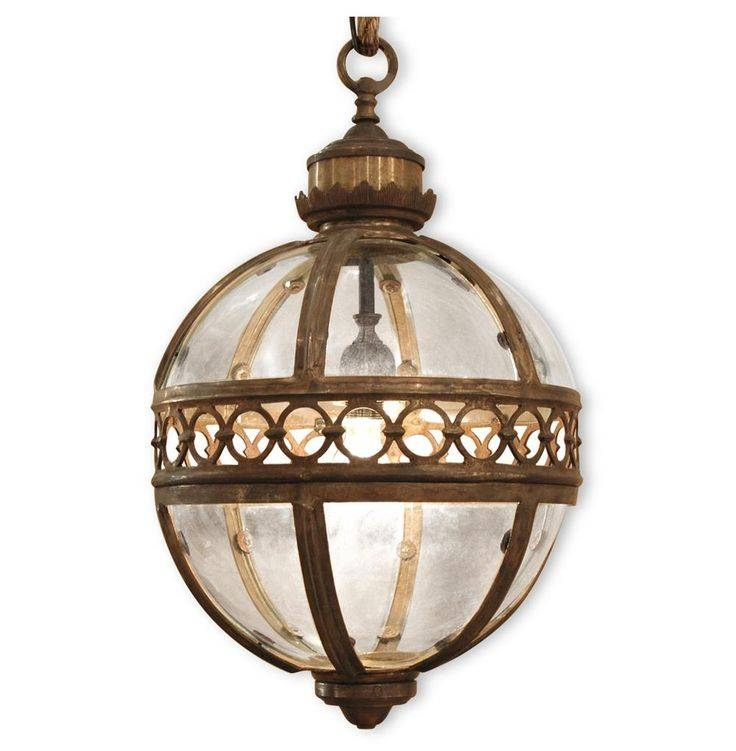 Inspiration about 112 Best Banded Globe Pendant Light Fixtures Images On Pinterest Throughout Most Recently Released Jordan Pendant Lights (#4 of 15)