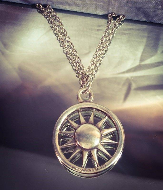 Inspiration about 12 Best Tiffany Jewelry Images On Pinterest | Tiffany Jewelry Within 2017 Tiffany Sun Pendants (#10 of 15)