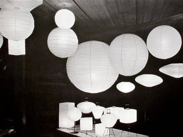 Inspiration about 127 Best Isamu Noguchi Images On Pinterest | Isamu Noguchi, Art Pertaining To 2018 Noguchi Pendants (#4 of 15)