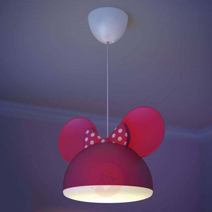 Inspiration about 15 Best Children's Lighting Images On Pinterest | Children's In Most Current Minnie Mouse Pendant Lights (#2 of 15)