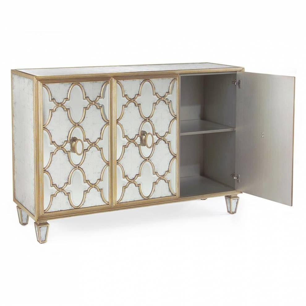 Inspiration about 15 Best Of Modern And Stylish Gold Sideboard In Modern And Stylish Gold Sideboards (#3 of 15)