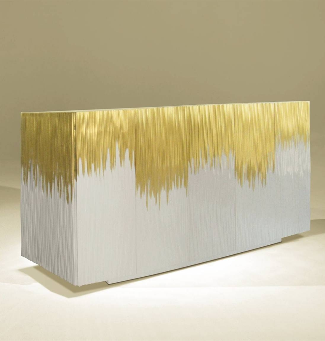Inspiration about 15 Best Of Modern And Stylish Gold Sideboard Intended For Modern And Stylish Gold Sideboards (#5 of 15)