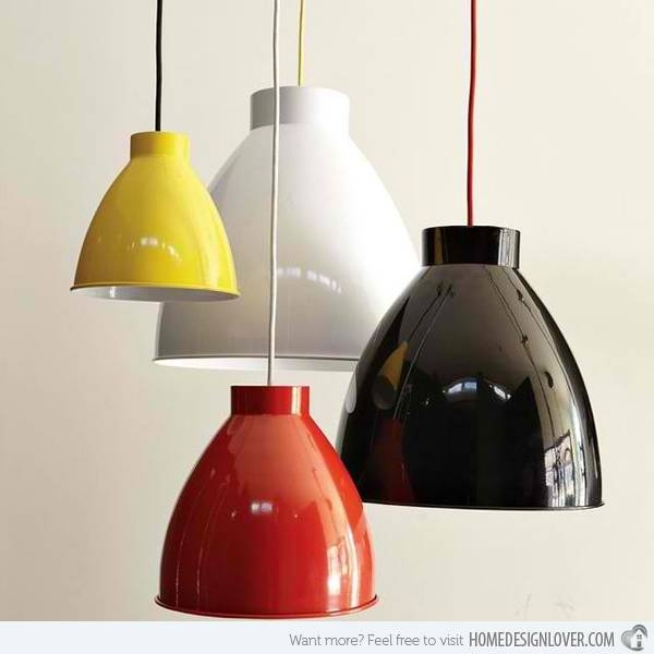 15 Modern And Stylish Pendant Light Designs | Home Design Lover Regarding Most Current Modern Pendant Lamps (#1 of 15)