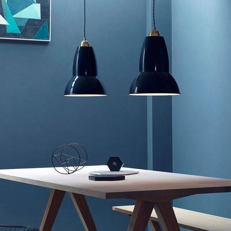 16 Best Original 1227™ Brass Collection – Anglepoise® Images On Throughout Most Popular Anglepoise Pendants (View 9 of 15)