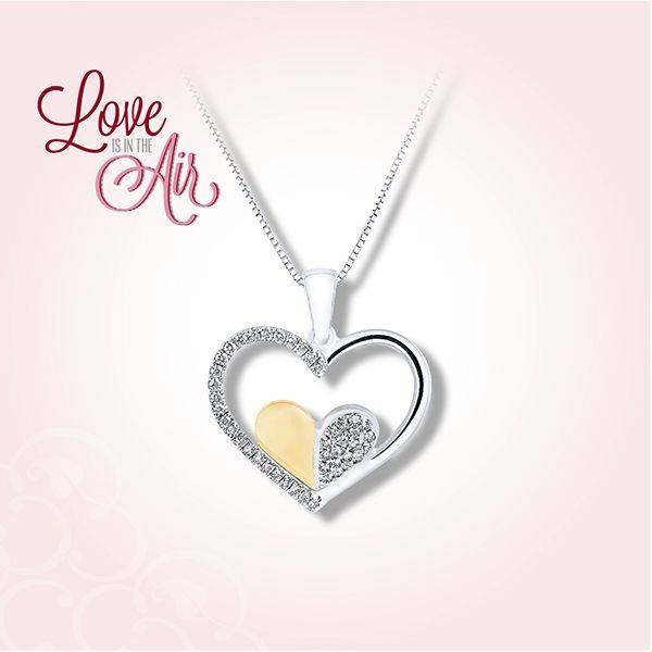 Inspiration about 17 Best Liali Valentine Images On Pinterest | Dubai, Heart In Most Current Valentine Pendants (#5 of 15)