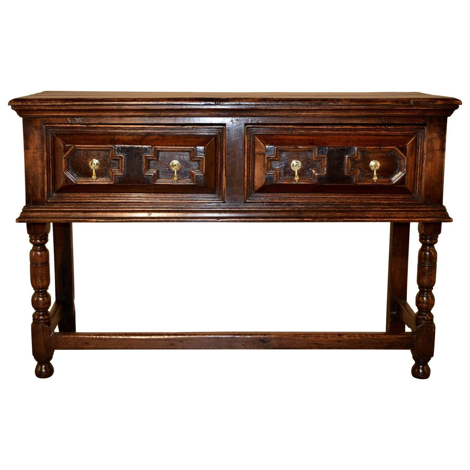 Inspiration about 17Th Century English Oak Sideboard For Sale At 1Stdibs Within Oak Sideboards For Sale (#13 of 15)