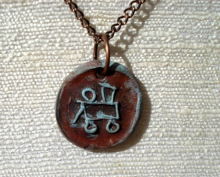 Inspiration about 19 Best Hobo Signs Images On Pinterest | Symbols, Stitching And With Regard To Recent Hobo Pendants (#10 of 15)