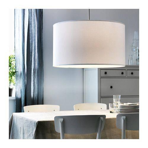 23 Best Lighting For Upstairs Images On Pinterest | Plugs, Pendant Regarding Ikea Drum Pendants (#1 of 15)