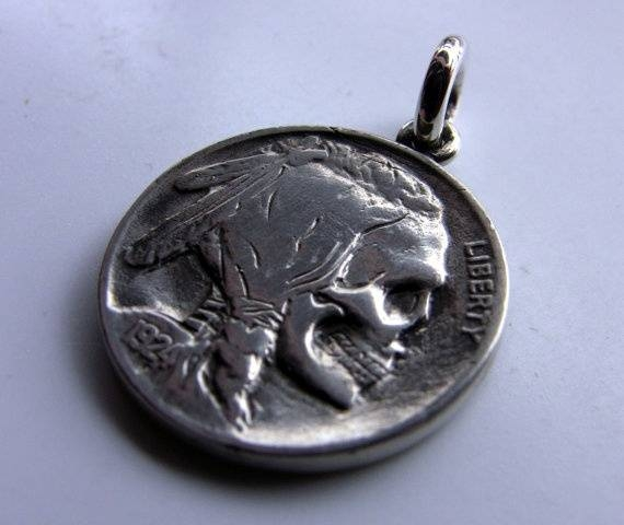 Inspiration about 33 Best Leech's Hobo Nickels Images On Pinterest | Hobo Nickel Intended For Current Hobo Pendants (#4 of 15)