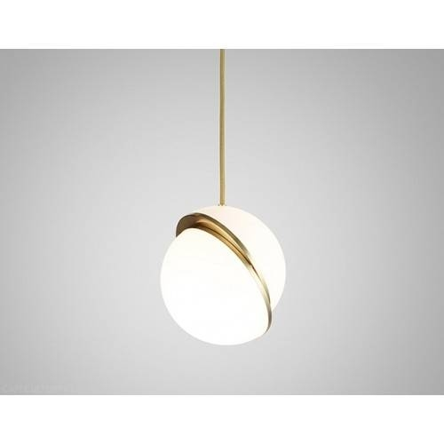 3X Mini Crescent Pendant Light Replica With Regard To Current Crescent Pendant Lights (#4 of 15)