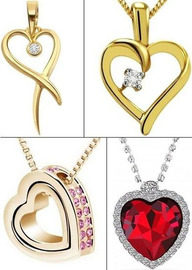 Inspiration about 4 Valentine's Day Special Jewellery Gifts For Her – Best Travel With Regard To 2018 Valentine Pendants (#12 of 15)