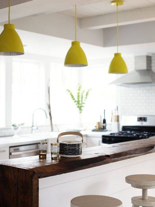 Inspiration about 45 Best Yellow Pendant Lights Images On Pinterest | Pendant Lights Intended For Most Recent Yellow Pendant Lights (#12 of 15)