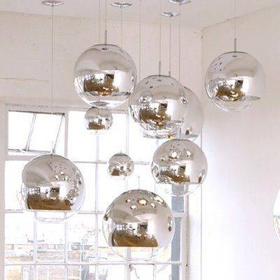 Inspiration about 46 Best Inspiration: Mirror Ball Images On Pinterest | Tom Dixon Within Current Tom Dixon Mirror Ball Pendant Lights (#6 of 15)