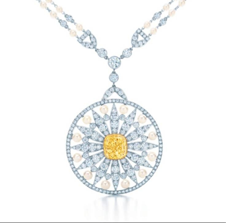 575 Best Tiffany & Co Images On Pinterest | Jewels, Rings And Throughout 2017 Tiffany Sun Pendants (#7 of 15)