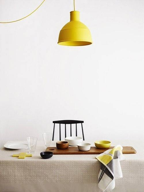 Inspiration about 63 Best Muuto Unfold Images On Pinterest | Architecture Interiors With Regard To 2018 Unfold Pendants (#7 of 15)