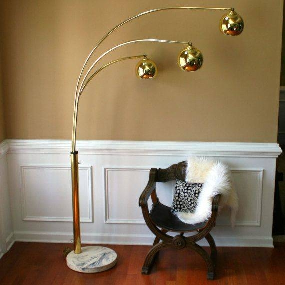 75 Best Vintage Floor Lamps Images On Pinterest | Vintage Floor For Most Recent Floor Pendant Lamps (#1 of 15)