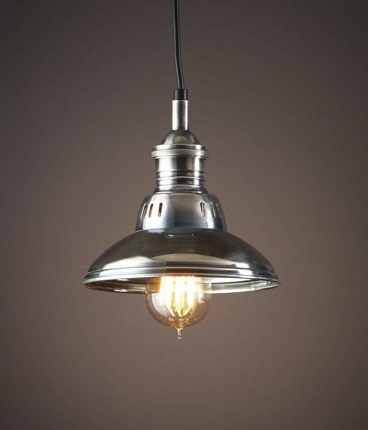86 Best Lighting Images On Pinterest | Antique Silver, Pendant Within Bare Bulb Filament Triple Pendants (#5 of 15)