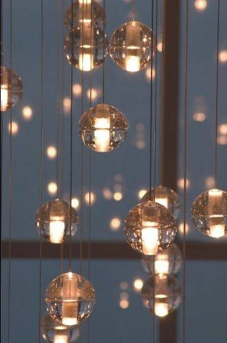 87 Best Bocci Love Images On Pinterest | Chandeliers, Pendant Intended For Most Recent Bocci Pendant Chandeliers (View 13 of 15)