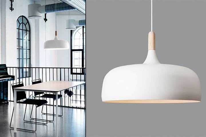 Acorn Pendant Lampatle Tveit For Northern Lighting » Retail Intended For Most Recently Released Acorn Pendant Lights (#2 of 15)