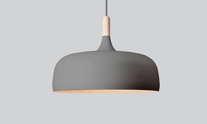 Acorn Pendant Lampatle Tveit For Northern Lighting » Retail With Regard To Most Popular Acorn Pendant Lights (#3 of 15)