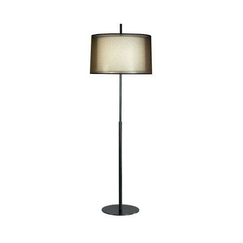 Adjustable Drop Pendant Floor Lamp Ebony Threshold Tag: Pendant With Most Recent Pendant Floor Lamps (#3 of 15)