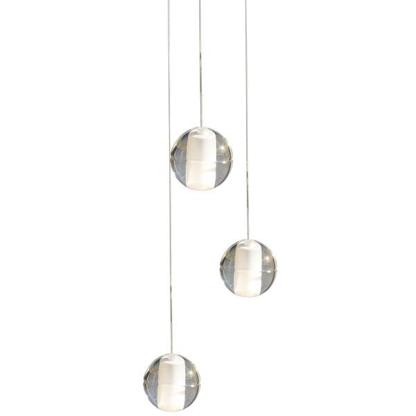 Adorable Bubble Glass Pendant Light Perfect Inspiration Interior With 2018 Bubble Pendants (#1 of 15)