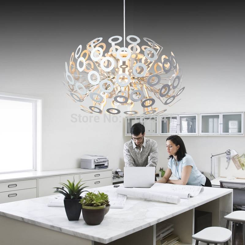 Popular Photo of Moooi Dandelion Pendants