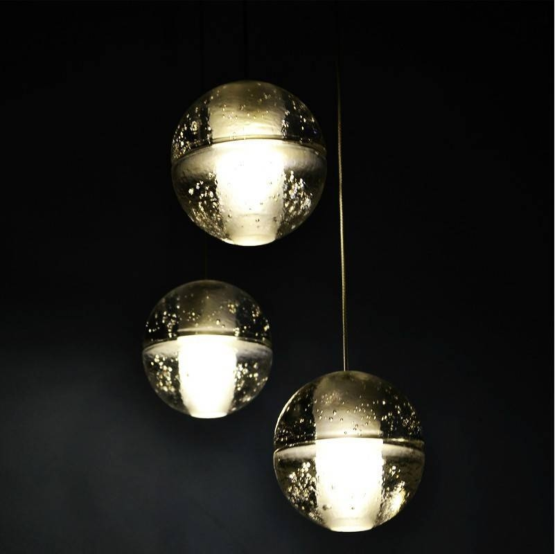 Aliexpress : Buy 14 14.1 Single Pendant Chandelier Suspension With Most Up To Date Bocci  (#8 of 15)
