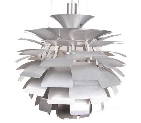 Aliexpress : Buy 38Cm Modern Pendant Lights Louis Poulsen Ph Pertaining To Most Recently Released Louis Poulsen Artichoke Pendants (#3 of 15)
