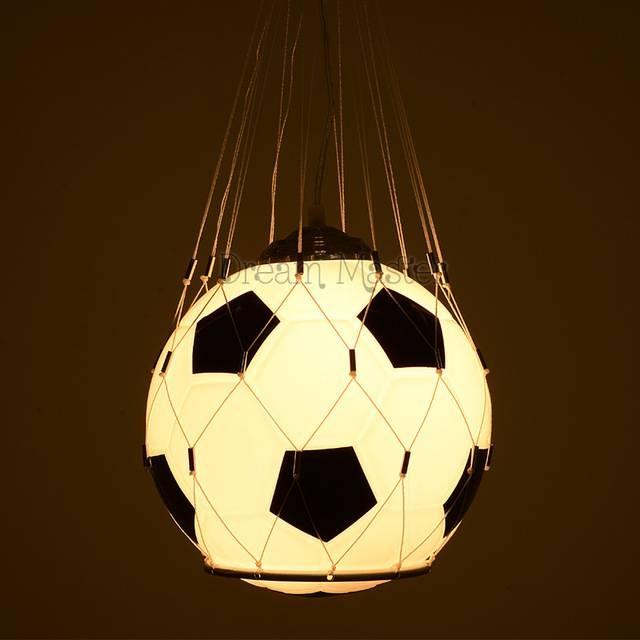 Popular Photo of Football Pendant Lights