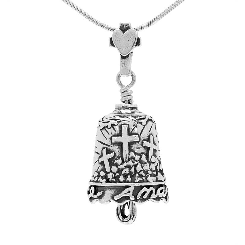 All Bell Pendants And Charms – The Bell Collection In Current Bell Pendants (#2 of 15)