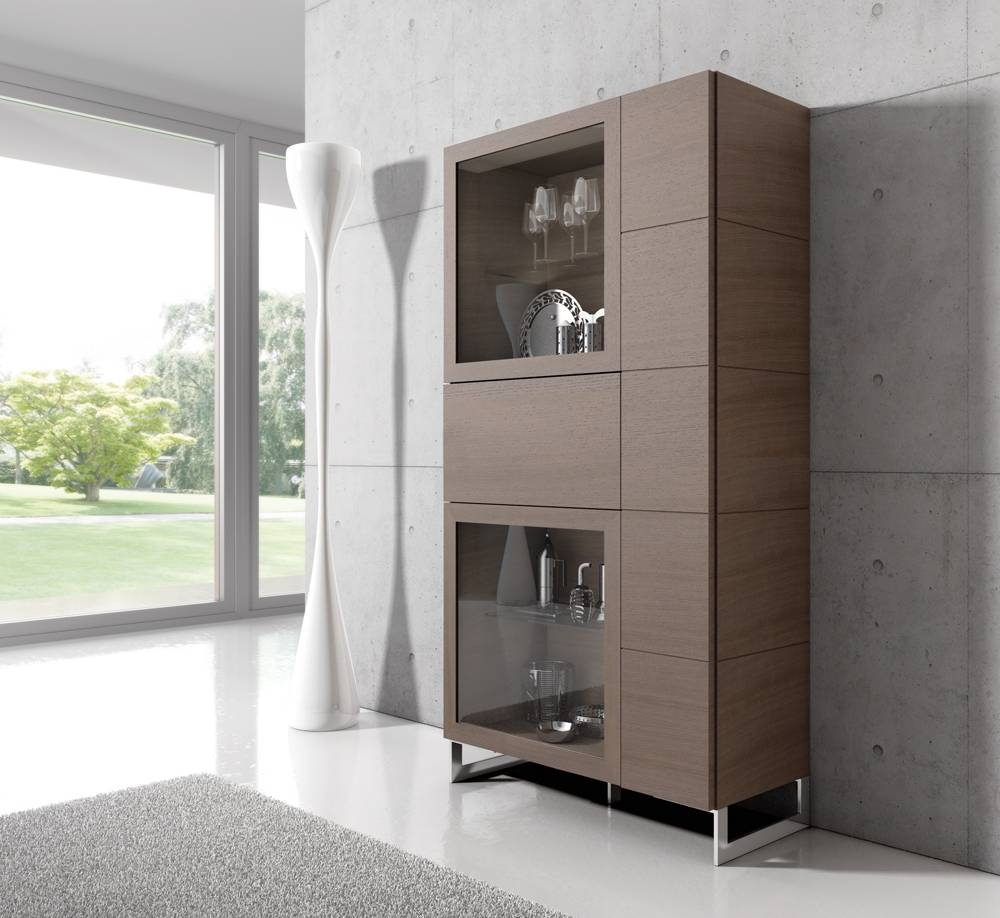 Alto Tall Sideboard | Contemporary & Modern Sideboards, London Regarding Large Modern Sideboards (View 5 of 15)