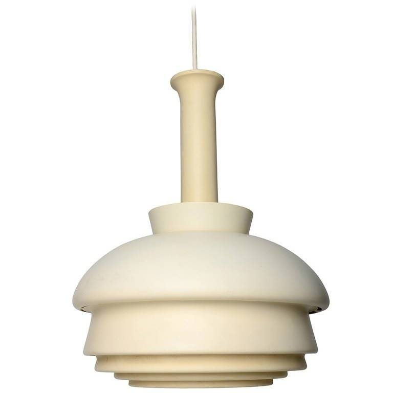Alvar Aalto's A335 Pendant Lamp For Sale At 1Stdibs Intended For Recent Alvar Aalto Pendants (View 9 of 15)