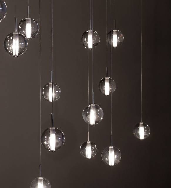 Popular Photo of Modern Pendant Chandeliers